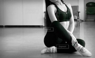 女性ダンサーの写真・画像素材[859975]