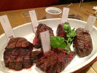 熟成肉を堪能の写真・画像素材[847095]