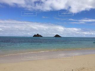 天国に一番近い海の写真・画像素材[847130]
