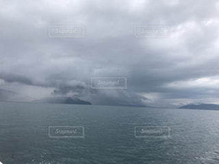 巨大な雲の写真・画像素材[849745]