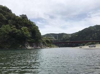 川下りカヌーの写真・画像素材[849755]