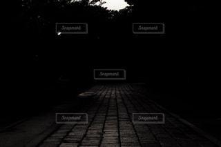 夕闇の石畳 - No.847357