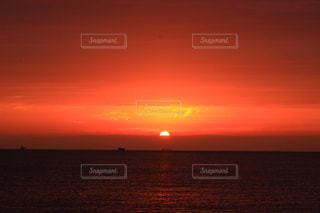 海に沈む夕日 - No.852371