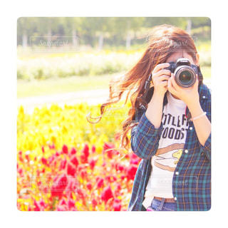 カメラ女子 - No.878298
