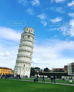 ピサの斜塔の写真・画像素材[865432]