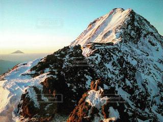 赤岳の写真・画像素材[850394]