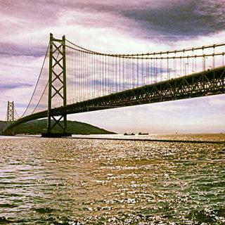 明石海峡大橋の写真・画像素材[850398]