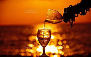 ワイングラスの写真・画像素材[850448]