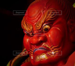 中山寺の仁王像の写真・画像素材[850799]