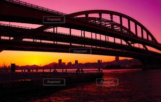 黄昏時な神戸の写真・画像素材[925488]