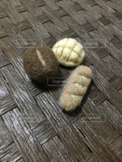 フェイクスイーツ パンとコーヒー豆 - No.849075