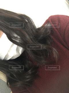 マスクの女の写真・画像素材[850080]
