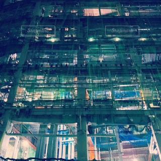 渋谷の工事現場の写真・画像素材[849873]
