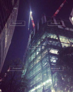 ビル建設の写真・画像素材[849877]