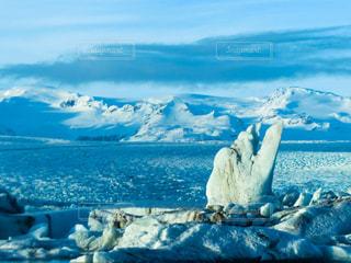 アイスランドの壮大な氷の世界 - No.914064