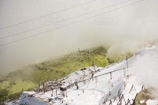 雪に覆われた鉄道 - No.980213