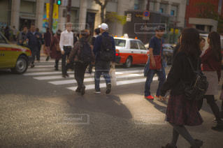 Intersection.の写真・画像素材[851256]
