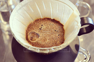 おいしいコーヒーをドリップの写真・画像素材[851690]