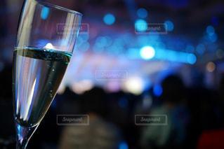 シャンパン片手に♪の写真・画像素材[916639]
