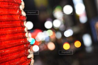 夜の街に灯をの写真・画像素材[1778922]