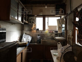 古民家の台所の写真・画像素材[953604]
