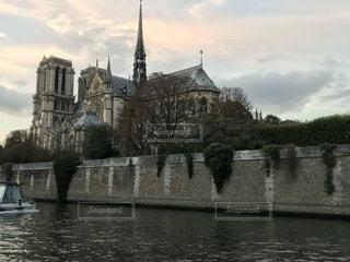 ノートルダム大聖堂の写真・画像素材[852935]