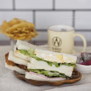 サンドイッチの写真・画像素材[1790220]
