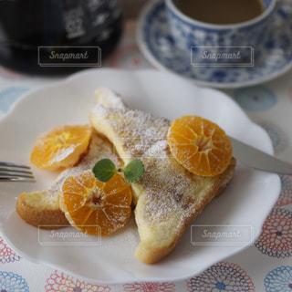 フレンチトーストの写真・画像素材[1792468]
