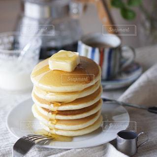 パンケーキの写真・画像素材[1850418]