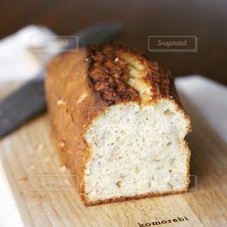バナナケーキの写真・画像素材[2181187]