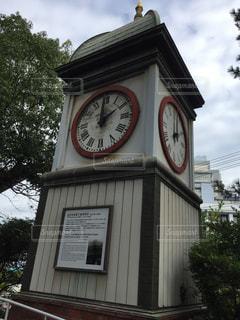 呉、海上自衛隊、時計台の写真・画像素材[853506]