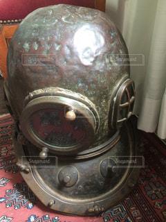 水中マスクの写真・画像素材[853660]