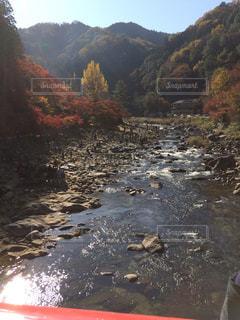 山と川の写真・画像素材[853664]