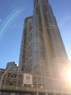 背の高い建物の写真・画像素材[853680]