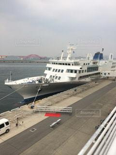停泊している船の写真・画像素材[853735]
