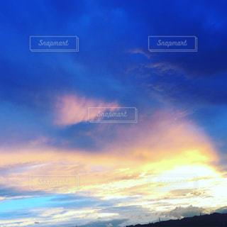空の雲の写真・画像素材[853618]