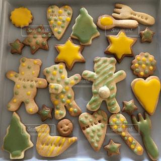 手作りアイシングクッキーの写真・画像素材[965522]