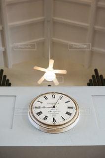 壁の時計の写真・画像素材[854072]