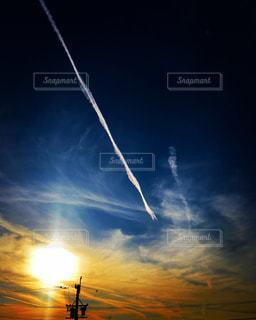 空と雲の写真・画像素材[854295]