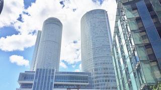 都市の高層ビルの写真・画像素材[884155]