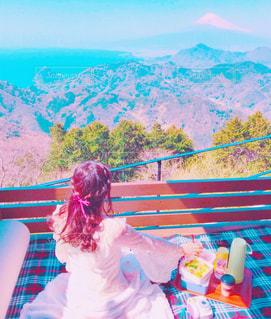 パノラマパークからの眺めの写真・画像素材[1119571]