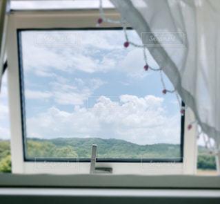 窓からの眺めの写真・画像素材[3408130]