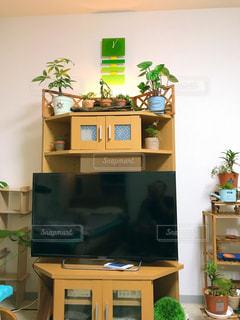 おしゃれなテレビ台の写真・画像素材[855167]