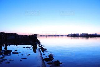 夜明けの写真・画像素材[1627996]