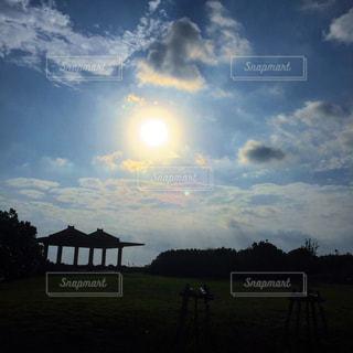 空の雲の写真・画像素材[856145]