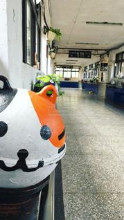 猫街の駅の様子の写真・画像素材[856921]