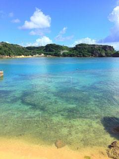 透き通る海の写真・画像素材[857519]
