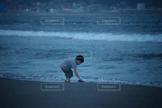 海とおもちゃの写真・画像素材[1478984]