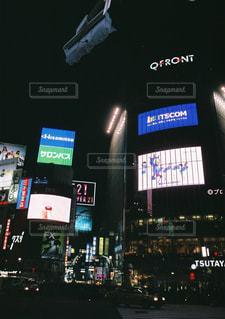 渋谷スクランブルの写真・画像素材[856488]