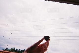 h a p p yの写真・画像素材[856223]